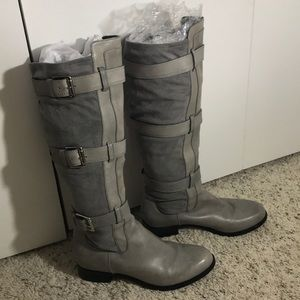 Nike Air knee high boots size 8